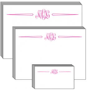Trio Monogram Wardrobe